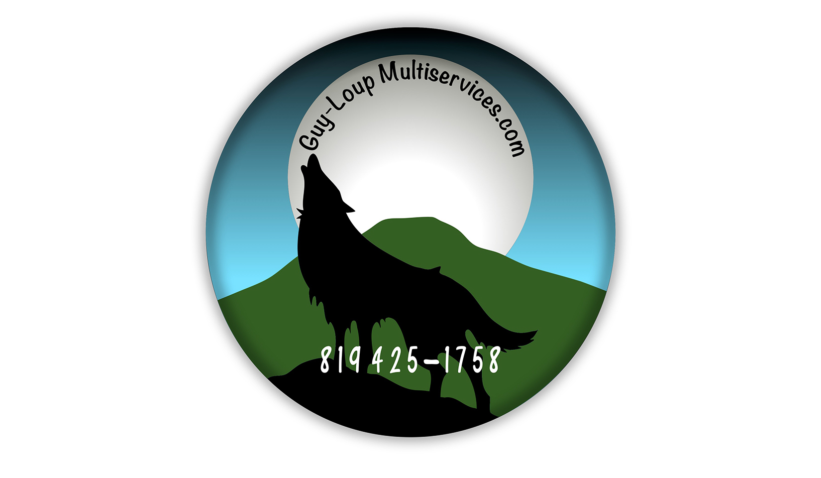 (Logo) Guy-Loup Multiservices
